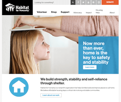 how-to-structure-your-website-Habitat-for-Humanity